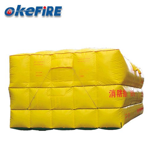 Okefire Fire Inflatable Rescue Safety Air Cushion