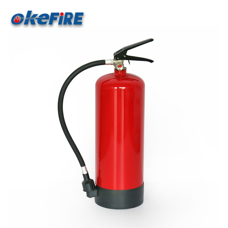 Okefire Large 9L Water Steel Fire Extinguisher