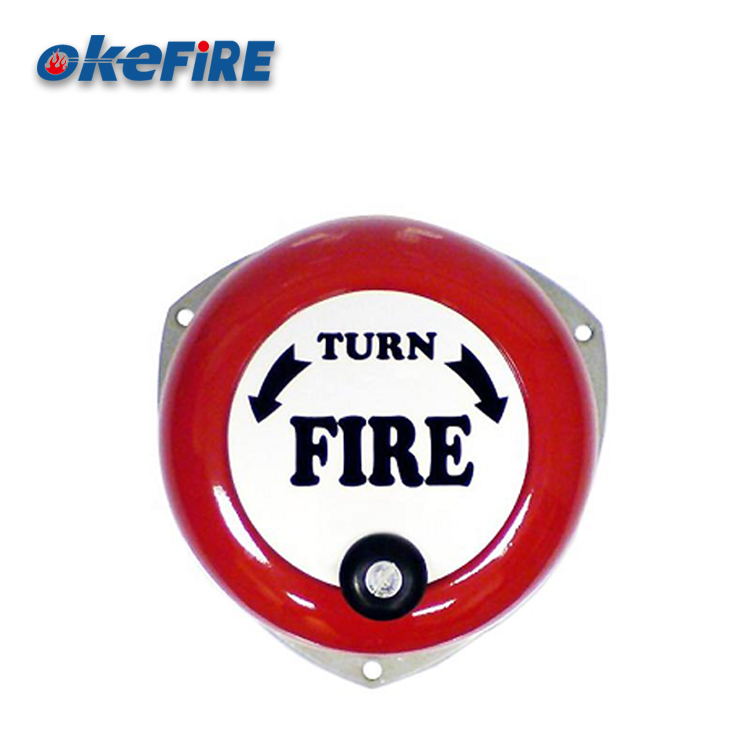 Okefire Simplex Manual Fire Alarm Bell For Fire Alarm System